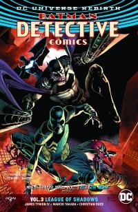배트맨: 디텍티브 코믹스 Vol. 3  리그..